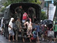 Tajfún Kammuri udrel na Filipíny