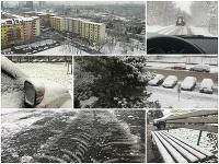 Slovensko zasiahne ďalšie sneženie.
