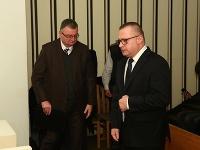 Zľava Miloš Prelec a Ján Barczi
