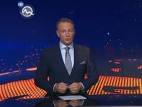 Patrikovi Švajdovi sa v Televíznych novinách podaril úsmevný brbt.