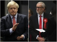 Boris Johnson, Jeremy Corbyn