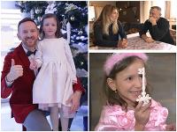 Dievčatku s ťažkou diagnózou splnil sen Miro Jaroš.