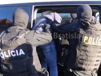 Obvinení Srbi