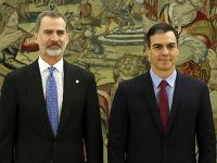 Sánchez zložil pred španielskym kráľom premiérsku prísahu
