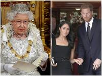Princ Harry a jeho manželka Meghan vo vyjadrení zaútočili na kráľovnú Alžbetu II.