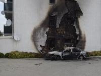 Polícia zadržala Piešťanca, ktorý na objednávku podpálil auto