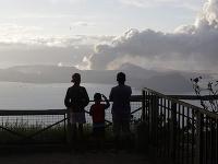 Sopka Taal stále chrlí lávu