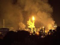 V priemyselnej zóne neďaleko mesta Tarragona došlo k výbuchu