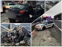 Vážna dopravná nehoda v Žiline