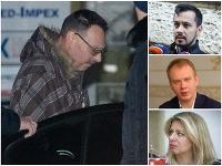 Dobroslav Trnka bol prepustený a politici na to reagujú