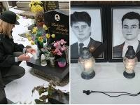 Pietny akt za zavraždených policajtov