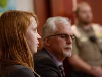 Obvinená Tilli Buchananová