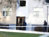 Vyšetrovatelia na mieste výbuchu v obytnej budove vo švédskom Norrköpingu