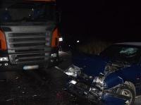 Smrteľná dopravná nehoda pri Prievidzi