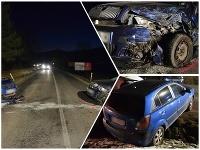 Vážna dopravná nehoda v Gelnici