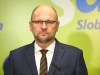 Líder SaS Richard Sulík.
