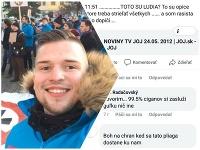 Erik Radačovský o sebe hovorí, že v minulosti bol rasista