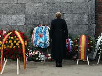 Prezidentka Zuzana Čaputová vzdala úctu obetiam fašizmu