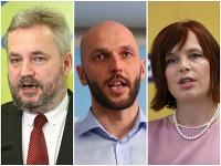 Na telefonáty Andreja Danka a Aleny Zsuzsovej reagujú opozičníci
