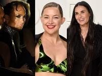 Jennifer Lopez, Kate Hudson a Demi Moore