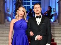 Juraj Loj sa objavil na Prešporskom bále bez partnerky Zuzany Kanócz.