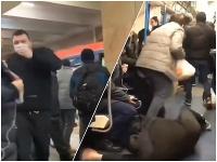 V ruskom metre nastala hotová pohroma
