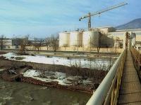 Taviareň zlata v Baia Mare, z ktorej unikol kyanid