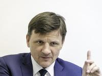 Predseda Kresťanskodemokratického hnutia Alojz Hlina