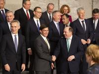 Ministry obrany členských krajín Severoatlantickej aliancie