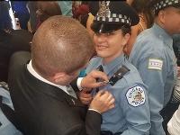 Rodená Oravčanka Patrícia Heuer pracuje ako policajtka v Chicagu