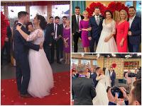 V markizáckom Teleráne sa odohrala svadba v priamom prenose.
