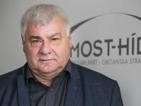 Súčasný šéf rezortu dopravy Árpád Érsek.
