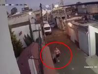 Únos 7-ročného dievčatka zachytili kamery