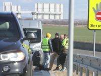 Predseda ĽSNS Marian Kotleba mal počas cesty do Bratislavy nehodu na diaľnici.