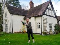 Jemma Nicklinová vyhrala nádherný dom