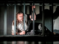 Titusz Tóbisz ako Florestan v novom naštudovaní opery Fidelio v Štátnom divadle Košice