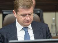 Minister hospodárstva SR Peter Žiga