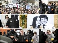 Uplynuli dva roky od vraždy novinára Jána Kuciaka a Martiny Kušnírovej.