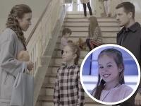 Martinka si zahrala v seriáli Nový život, aby mohla otcovi zaplatiť drahú liečbu.