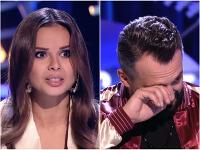 Monika Bagárová sa vytočila do biela, Marián Čekovský neudržal slzy.