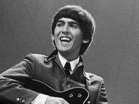 Člen skupiny Beatles George Harrison.