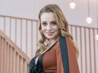 Mária Čírová je po tretíkrát tehotná.