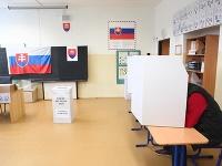 Volebná miestnosť