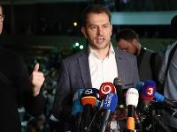 Vo voľbách do Národnej rady (NR) SR zvíťazilo hnutie OĽaNO.