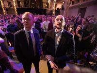 Lídri PS-Spolu, Miroslav Beblavý a Michal Truban