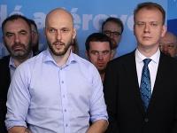 Michal Truban a Miroslav Beblavý