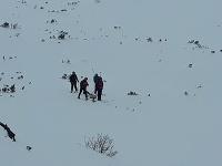 Tragický pád lyžiara na Lomnickom štíte