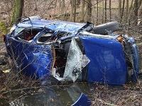 Polícia objasňuje dopravnú nehodu, ktorá sa stala na hlavnej ceste pri Lučenci