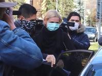 Dnes sa rozhoduje o sudcoch na Špecializovanom trestnom súde v Banskej Bystrici. Na fotke Monika Jankovská.