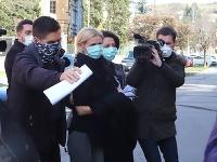 Monika Jankovská ide do väzby